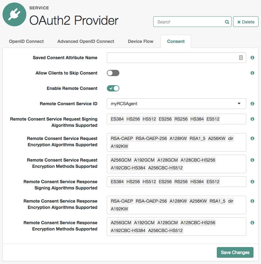 AM 6 > OAuth 2 0 Guide