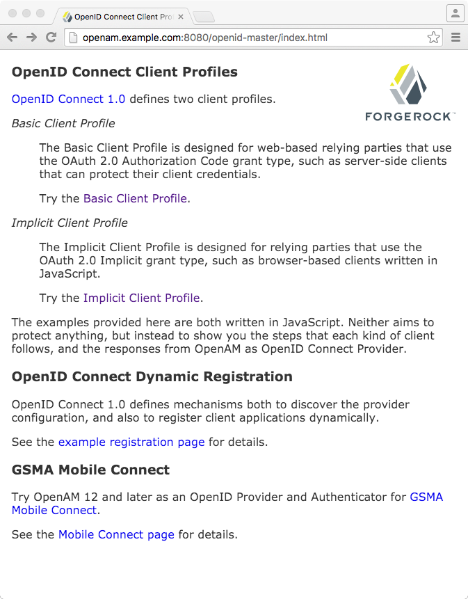 Am 6 Openid Connect 10 Guide