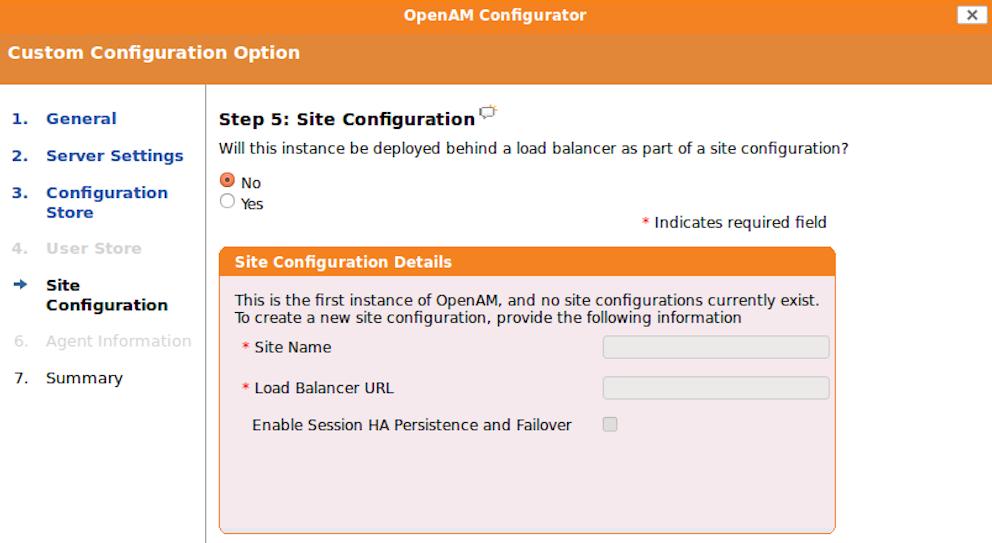 OpenAM 10 1 > Installation Guide