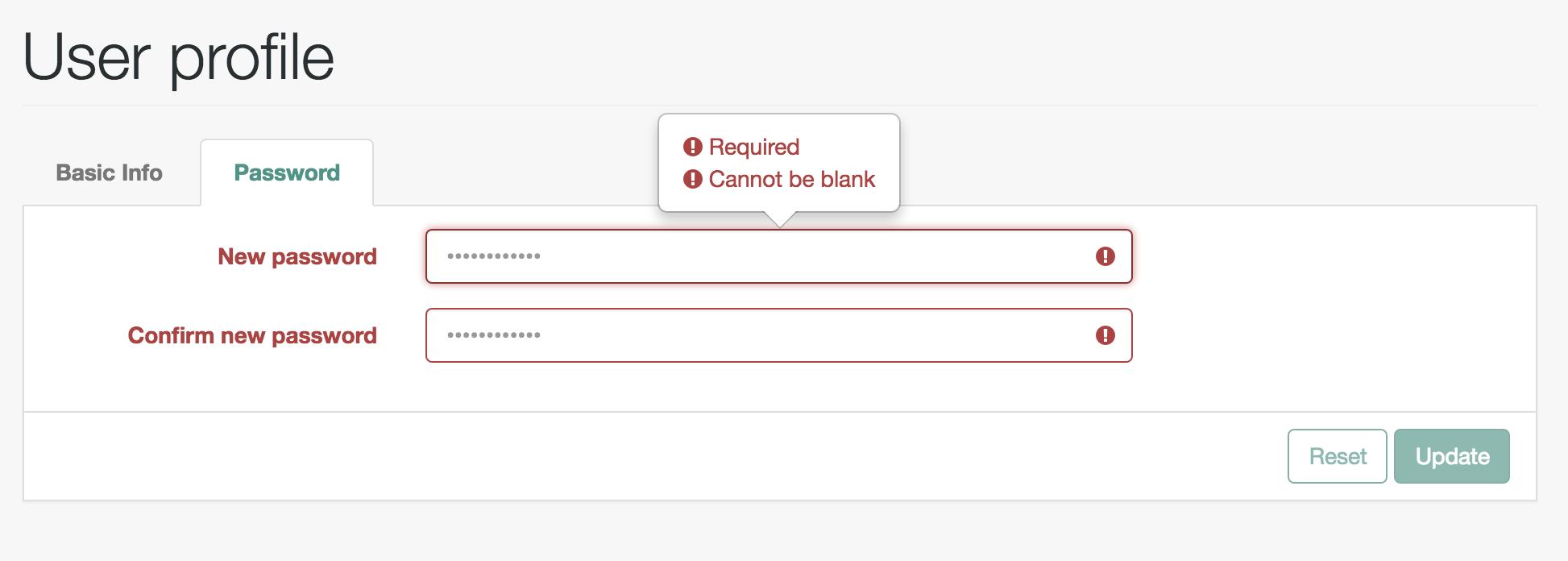 how to change foxtel go password